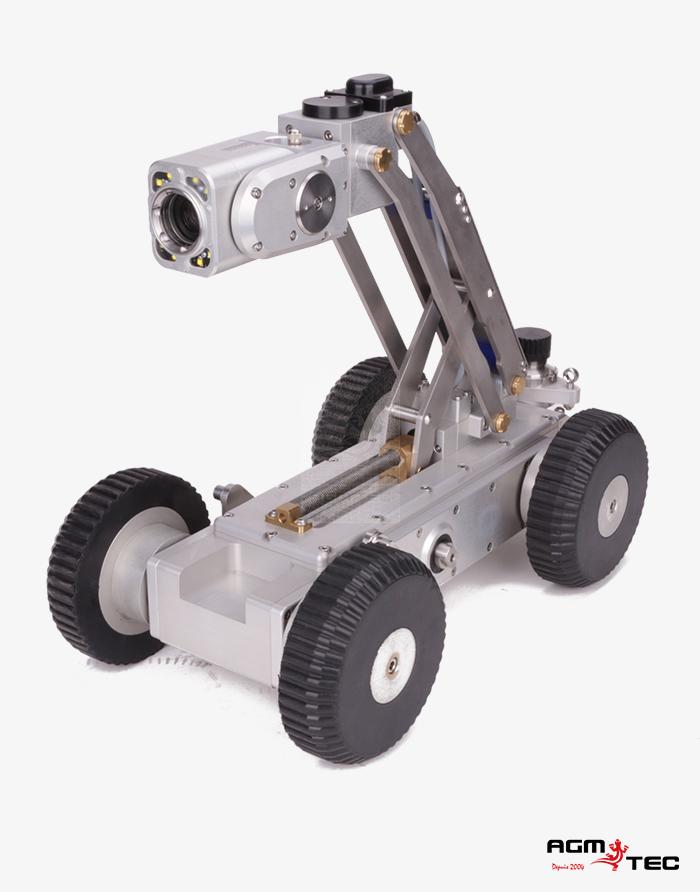 Robot d'inspection de canalisations