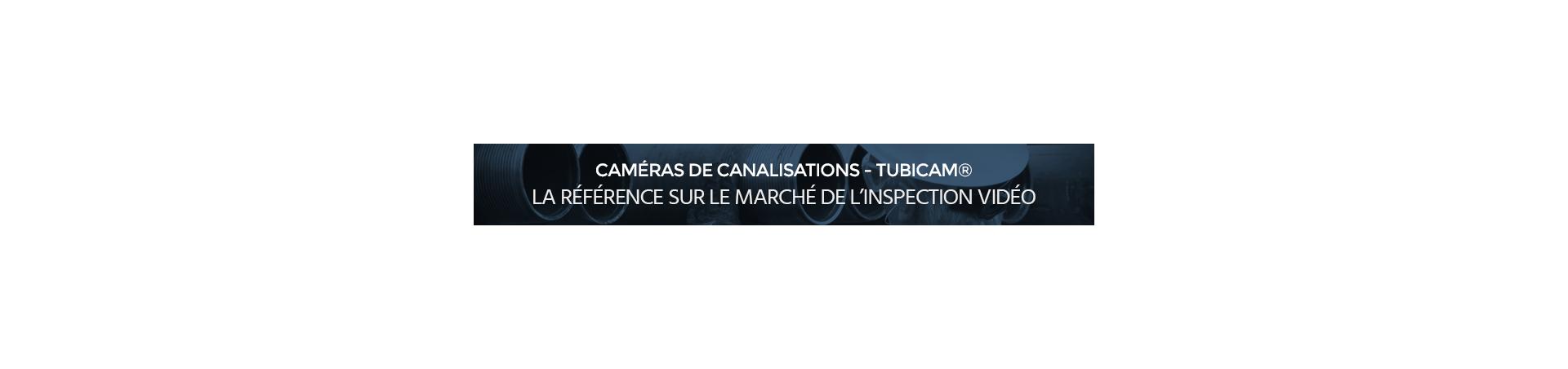 Caméra d'inspection de canalisation - Achetez chez le leader du marché