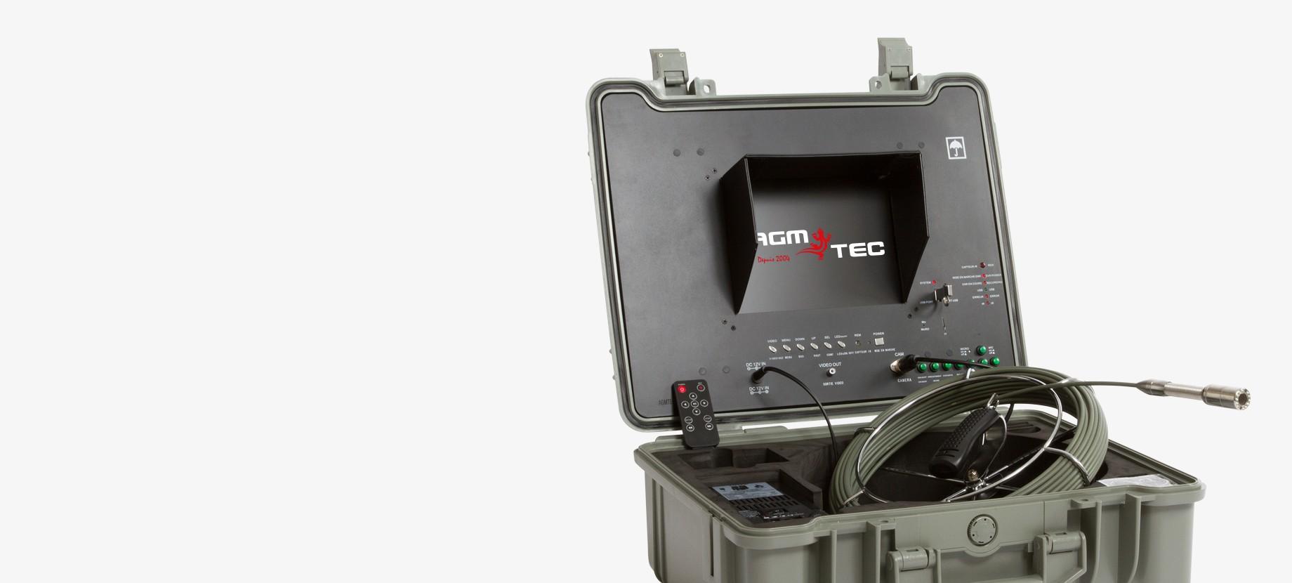 Caméra de canalisations